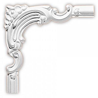 Угол декоративный DEKOMASTER 97012-5/100 (180х180мм)