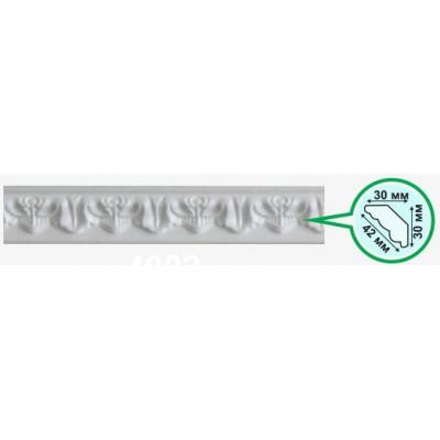 Плинтус потолочный 134002 УЮТ 1,3 м
