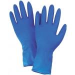 Перчатки латексные прочные  M, 1 пара