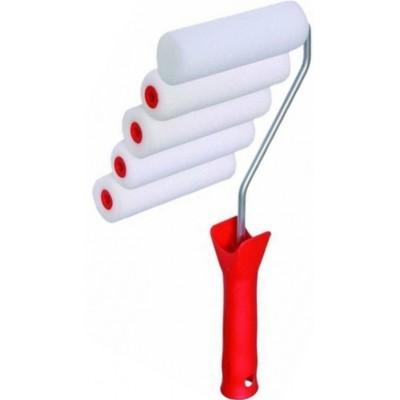 Набор малярного инструмента (5 мини-валиков+1 ручка) 0701000