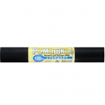 Мешки для мусора 120 л ПВД в рулоне с завязками черные (Ромашка Стандарт) по 10 шт (х10) МП+