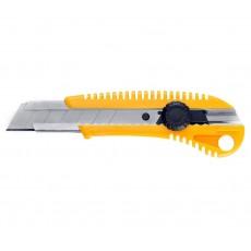 Нож Усиленный 18мм Винтовой фиксатор 9005021