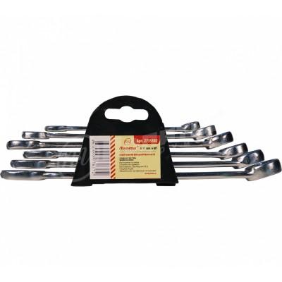 Набор ключей комбинированных,CS,хромированные  8шт.,8-19 мм 2735306