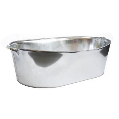 Ванна оцинкованная хозяйственная (Магнитогорск) 75 литров