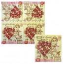 Бумажные платочки и салфетки
