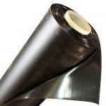 Пленка полиэтиленовая 100мкм 3м рукав черная (100м)