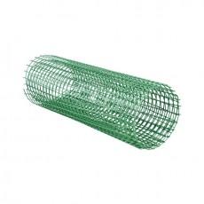 Сетка садовая 15х15 ширина 1,5 м длина 10 м зеленая М2915