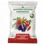 Минеральное удобрение Для томатов, перцев и баклажанов (0,9кг)