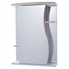 Шкаф-зеркало ALESSANDRO VIGO Белый 3-550