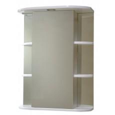 Зеркало Герда-550 фацет, со светильником