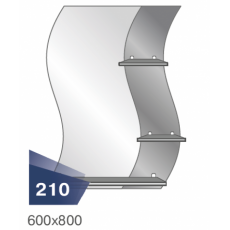 Зеркало 210 (600*800)