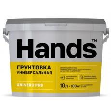 Грунт универсальный Hands UNIVERS PRO 10 л