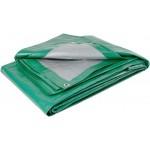 Тент из полиэтиленовой ткани зеленый ТЗ-120 4м*5м