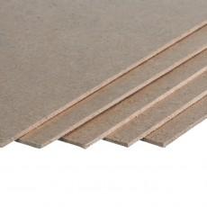 ДВП (древесноволокнистая плита) 1,7м*2,745м*3,2мм строительная
