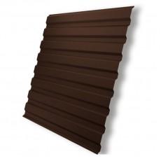 Профнастил C-8 RAL8017 шоколад 0,35х1200х1700мм /100