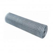 Сетка сварная оцинкованная 50*50*1,6мм (рулон 2,0*50м)