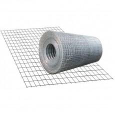 Сетка сварная 50*50*1,4мм (рулон 2,0*50м) оцинкованная