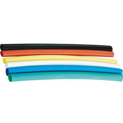 Набор трубок термоусадочных NST-4/2-10-18 10 мм*18 шт. 4/2 разноцветные Navigator 71191