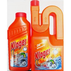 Kloger Чистящее средство для прочистки труб 500мл