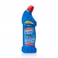 Чистящее средство гель Haus Frau Морская свежесть 750 мл