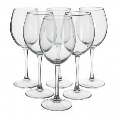 Бокал для вина PSB 44228 550 мл 6 шт ЭНОТЕКА (г. Бор)