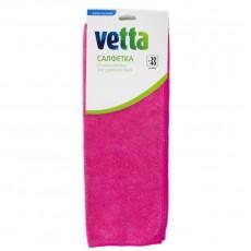 Салфетка из микрофибры VETTA махровая  30х40см 3830 J микс (448-076)