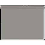 Рулонная штора серый 37х160