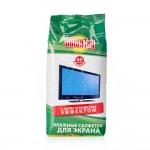 Влажные салфетки Guten Tag для экранов и мониторов 60шт