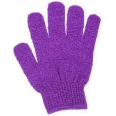"""Мочалка для душа перчатка, 19х13 см, цвет в ассортименте """"Банные штучки"""""""