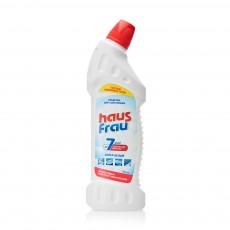 Чистящее средство для сантехники Haus Frau Супер белый 750 мл