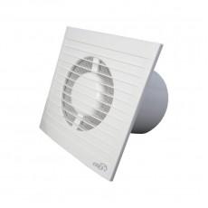 Осевой вентилятор c антимоскитной сеткой и обратным клапаном ERA D 100 E 100 S C